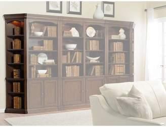 Hooker Furniture Cherry Creek Corner Bookcase