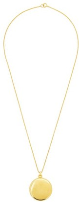 Sophie Buhai 18kt Gold-vermeil Locket Pendant Necklace - Gold