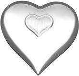 Vera Wang Wedgwood Grosgrain Silverplate Baby Music Box