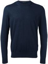 Z Zegna plain sweatshirt - men - Wool - XL