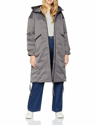 ADD Women's Parka with Down Padding