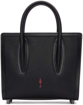 Christian Louboutin Black Mini Paloma Top Handle Bag
