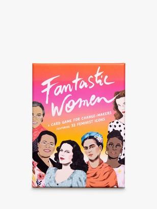 Laurence King Publishing Fabulous Women Top Trumps Cards