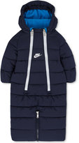 Nike Baby Boys' or Baby Girls' Hooded Convertible Puffer Snowsuit