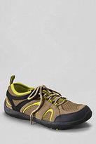 Lands' End Women's Wide Trekker Light Trail Shoes-Sand