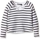 Mexx Girl's Sweatshirt - Blue -