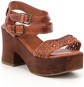 Bed Stu Kenya Platform Sandals