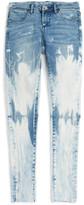 BLANKNYC Denim Bleach Tie Dye Skinny Jeans (Big Girls)
