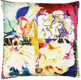 Christian Lacroix Flower Cross Cushion