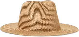 Iris & Ink Vinca Paper-blend Panama Hat