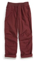 Tea Collection Toddler Boy's Jersey Lined Pants