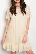 Entro Lace Top Dress