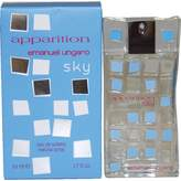 Ungaro Apparition Sky by for Women 1.7 oz Eau de Toilette Spray