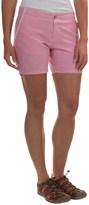 Columbia Solar Fade Shorts - UPF 30 (For Women)