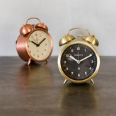 Graham and Green Charlie Alarm Clocks