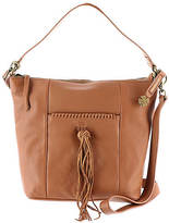 Lucky Brand Lucky Carmen Top Zip Crossbody Bucket