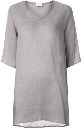 POUR LES FEMMES Short Tunic Dress