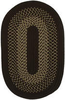 Colonial Mills Houston Reversible Braided Indoor/Outdoor Oval Rug