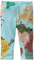 Oilily Girl's Leggings - Blue -