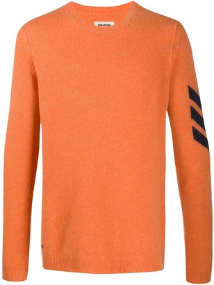 Zadig & Voltaire Arrow detail jumper