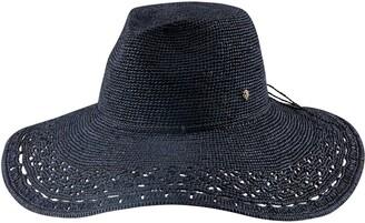 Helen Kaminski Ludmilla Wide Brim Fedora Hat