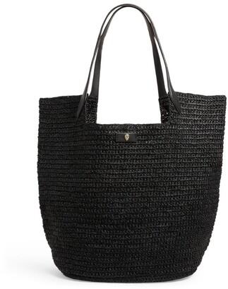 Helen Kaminski Raffia Cassia Beach Bag