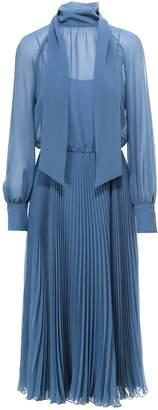 Max Mara Pleated Dress