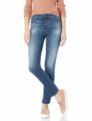 AG Jeans Women's MARI HIGH Rise Slim FIT Straight Leg Jean