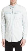 G Star Men's Arc 3D Denim Western Shirt