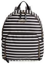 Kate Spade Watson Lane - Hartley Nylon Backpack - Black