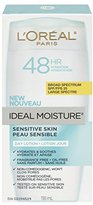 L'Oreal Ideal Moisture Facial Day Lotion SPF 25, Sensitive Skin