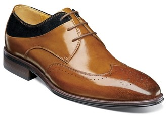 Stacy Adams Hewlett Wingtip Oxford