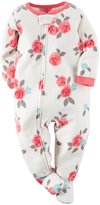 Carter's Print Footie (Baby) - Floral-24 Months