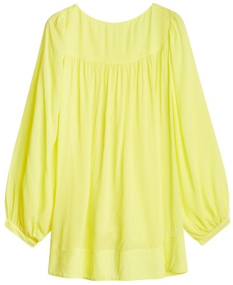 Rodebjer Nitty Tunic in Rave Yellow