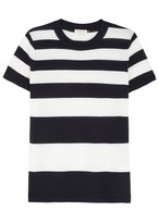 Demy Lee Isaac Striped Wool Top