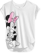 Hybrid Disney's Minnie Mouse T-Shirt, Big Girls (7-16)