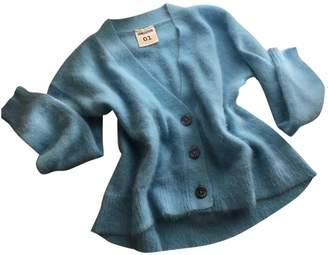 Semi-Couture Semicouture Blue Wool Knitwear for Women