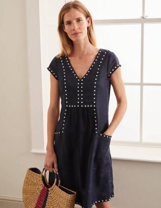 Leandra Embroidered Dress