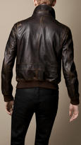 Burberry Airforce Leather Blouson