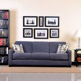 Handy Living Gray Convert-A-Couch