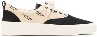 Fear Of God Two-Tone Sneakers