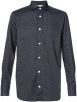 Eleventy classic floral shirt - men - Cotton - S
