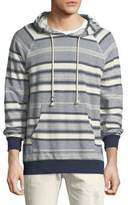 Sol Angeles Mayan Striped French Terry Hoodie