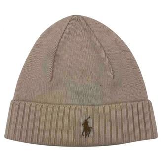 Polo Ralph Lauren White Wool Hats & pull on hats