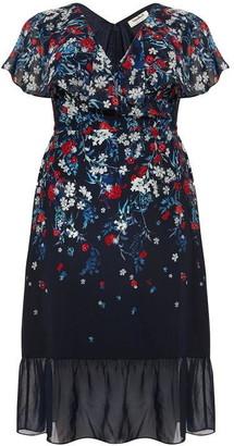 Studio 8 Imogen Floral Print Dress