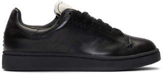 Y-3 Y 3 Black Yohji Court Sneakers