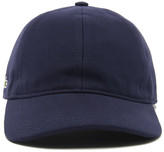 Lacoste Side Logo Baseball Cap Navy