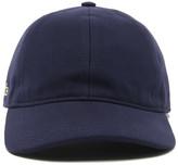 Lacoste Men's Side Logo Baseball Cap Navy