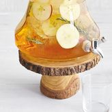 Sur La Table Wood Slice Beverage Stand