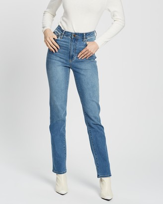 Lee Classics High Straight Jeans